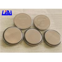 240mAh Standard Coin Cell Battery , Rechargeable 3v Cr2032 Battery
