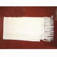 Wholesale Scarf, Made of 30% Wool and 70% Acrylic from china suppliers