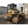 121HP Used Crawler Bulldozer Caterpillar D5M LGP PAT Blade CAT 3116T Engine for sale