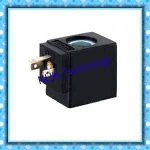 Best 4V110 Φ8 Amisco Coil for 4V Magnetic Valve DIN43650C , DC Solenoid Coil wholesale