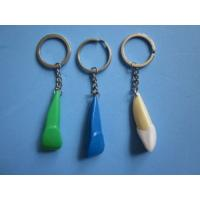 Wholesale Dental Keychain For Dentist Gift Plastic Front Tooth White or Blue Green from china suppliers