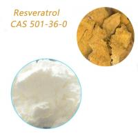 Wholesale Pure Herbal Extract Powder Polygonum Cuspidatum Extract Resveratrol CAS 501-36-0 from china suppliers