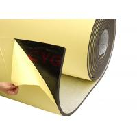 Wholesale Self Adhesive HVAC Insulation Foam 13 - 25mm Thickness Long Service Life from china suppliers
