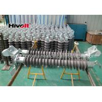 Energy Efficiency High Tension Insulators For Overhead Transmission Lines