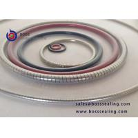 Wholesale  PTFE FEP PFA coated stainless steel spring energizer o rings from china suppliers