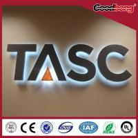 Wholesale Super High Quality Large Acrylic Wall mounted  Channel Letter from china suppliers