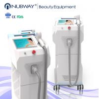 Wholesale CE approval painless diode hair laser removal machine with Germany imported handles from china suppliers