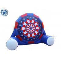 Wholesale Customized Commercial Inflatable Soccer Dart Board For Golf CE EN14960 from china suppliers