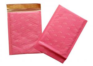 Wholesale 340mm Length 250mm Wide Red Kraft Bubble Mailer from china suppliers