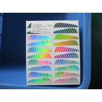 Wholesale Hologram Reflective Side Minnow Labels For Fishing from china suppliers