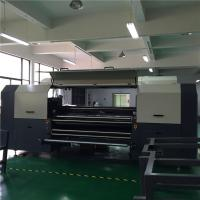 Best Cotton Fabric Printing Inkjet Roll Printer 5PL Drop One Year Guarrantee wholesale