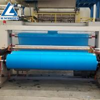 Wholesale Al -2400mm Sms Pp Spunbond Nonwoven Fabric Making Machine For Polypropylene Fabric from china suppliers