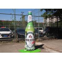 Wholesale 3 Meters High Inflatable Beer Bottle With Digital Printing For Holsten Beer Promotion from china suppliers