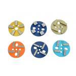 China 4 Teeth Diamond  4 Inch Diamond for Concrete Floor Grinding Disc for sale