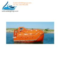 Buy cheap Totally Enclosed Freefall Lifeboat 19-22 Person Capacity With Davit 55KN CCS from wholesalers