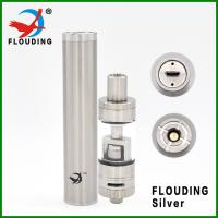 Wholesale Portable Oil Vaporizer Pen 1600mah match sub ohm atomizer tank from china suppliers