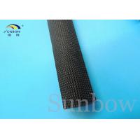 Wholesale High temperature 400- 600 degree uncoated fiberglass tube cable sleeving from china suppliers