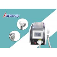 3.5ns 1000mj Professional Laser Tattoo Removal Machine 250w Power, 1064nm 532nm 1320nm for sale