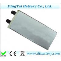 China Large lipo battery cell 3.7V 10Ah 9059156 for sale