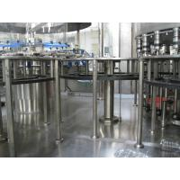 China Durable Mineral Water Filling Machine / Industrial Bottle Filling Machine on sale