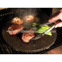 Wholesale Volcanic hot rocks cooking for outdoor cooking from china suppliers