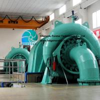 Electrical Automation Control Francis Turbine Generator For Hydro Power Plant for sale