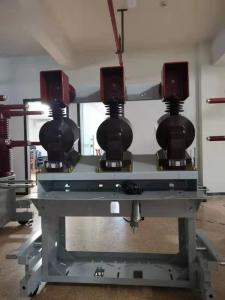 Wholesale VS1 (VCB)Indoor High Voltage VCB 630A-5000A Handcart Type Vacuum Circuit Breaker 40.5kv from china suppliers