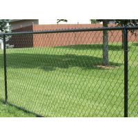 Wholesale Durable Chain Link Fence Galvanized Wire / Pvc Coated Wire For Play Ground from china suppliers