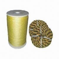 Wholesale Rope, Made of PP Material, Various Colors are Available from china suppliers