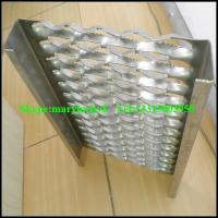 Wholesale lowes non slip stair treads/Perforated metal stair treads from china suppliers