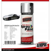 Buy cheap AEROPAK400ml Hot Sales Fast Dry Aeropak Mirror chrome spray paint t for Coating from wholesalers