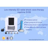 Wholesale Shock wave equipment ultrasound body pain relief shockwave Medical Therapy System With Shockwave SV06 from china suppliers