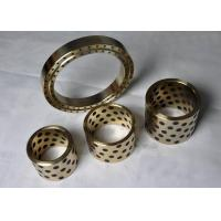 Wholesale Aluminum Body Surface Cast Bronze Bearings / Copper Bearing from china suppliers