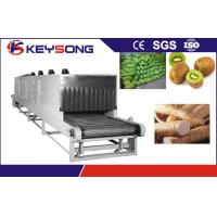 Wholesale Fruit Vegetalbe Food Drying Machine Tomato Apple Grape Dehydrator Stainless Steel from china suppliers
