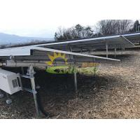 Wholesale Aluminum Ground Mount Solar Racking Systems With Good Wind Resistance from china suppliers