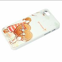 white sublimation phone case