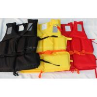 China Marine life jacket for Adult and Children on sale