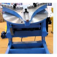 Best Head / Tail Horizontal Pipe Welding Positioners 6.5T Motorized Elevating wholesale