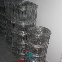 China Animal Husbandry Fence Farm Protection Bullpen Mesh Galvanizing Wire Mesh Fence Rolls for sale