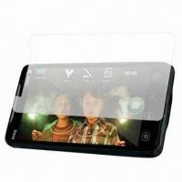 Wholesale High-transparency Mirror Screen Protector/Guard, Supply with Factory Price, Used for HTC 4G from china suppliers