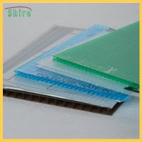 Wholesale Plastic Sheet Protective Film Multicolor Corrugated Board Protection Roll from china suppliers