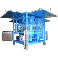 Wholesale ZYD-W-150 9000LPH High Vacuum Transformer Oil Filter Machine Full Enclosed Type from china suppliers