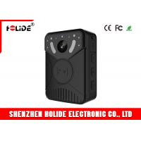 China Full HD Police Body Cameras Long Battery Life Security Body Camera on sale