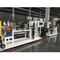 China AFSJ 350mm PLA Sheet Extrusion Machine , Produce PLA Sheet For Laboratory Experiments for sale