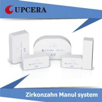 Quality High Translucency Zirconia HT White Blank Manual System 1400Mpa Bending Strength for sale