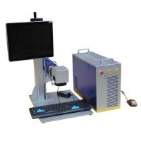 Wholesale 0.5MM Depth Mini Laser Engraving Machine For Metal Two Years Guarantee from china suppliers