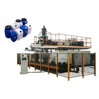 Buy cheap 50L Jerry Can Single Station Blow Molding Machine , 102kw Water Tank Manufacturi from wholesalers