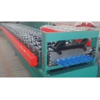 Wholesale High Accuracy Japan PCL Control Roof Panel Roll Forming Machine For House Roof Tiles from china suppliers