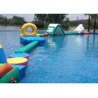 Wholesale Outdoor or indoor boot camp inflatable water obstacle course fit for water park energy challenge activities from china suppliers