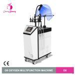 China photo oxygen glowskin ultrasonic microninzation skin cleaning pure oxygen skin therapy for sale